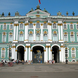 The Hermitage (Main Complex incl. Winter Palace)