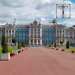 The Catherine Palace and the Amber Room Skip-the-line Tour
