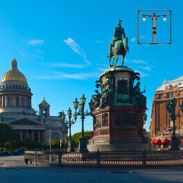 Half-day City Highlights Tour of St. Petersburg