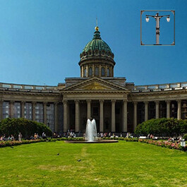 Two-Day Basic Tour of St. Petersburg