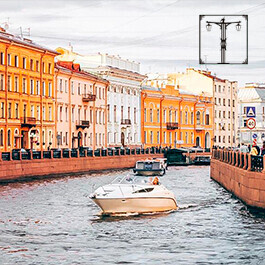 St. Petersburg Private Boat Tour