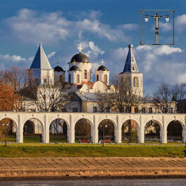 Novgorod Day Tour with a Historian Guide